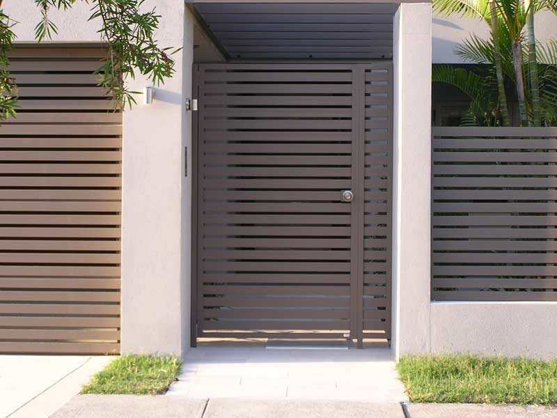 Gate designs steel gates designs for Single gate designs for homes