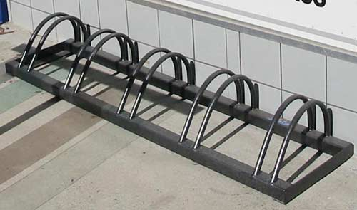 BBicycle or Bike rack