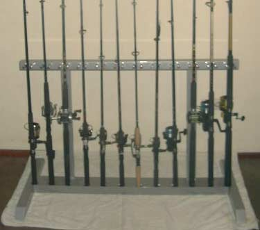 Fishing Rod Racks Fishing Pole Racks By Pirie Enterprises